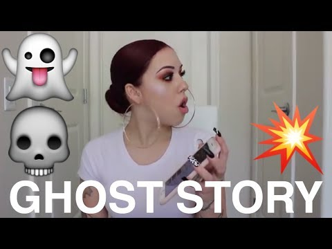 MY GHOST EXPERIENCE!! #Storytime | Salice Rose