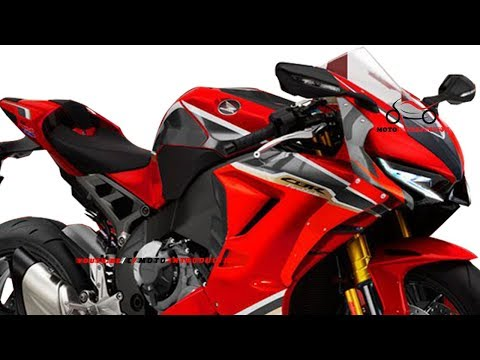 New Honda CBR1000RR Model 2020 Superbike 1000cc First Look | MOTO INTRODUCTION