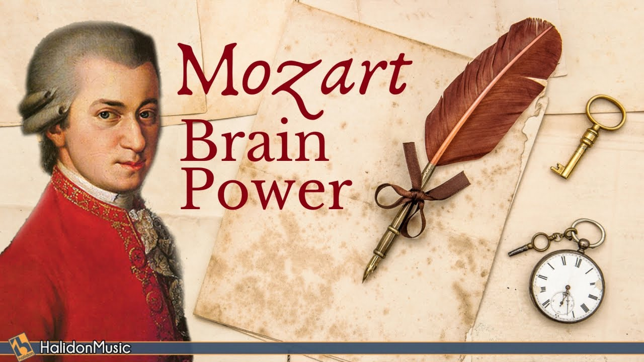 Mozart Classical Music For Studying Brain Power Youtube