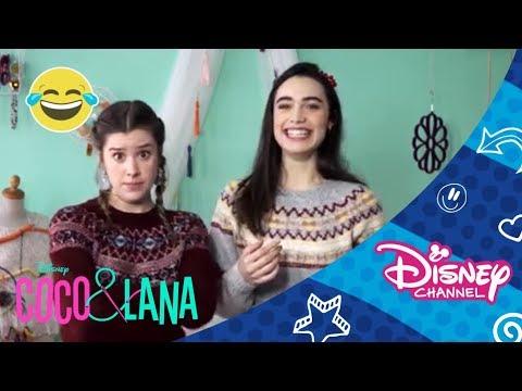 Coco & Lana: El Diario 10 | Disney Channel Oficial