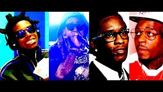 Lil Wayne DISRESPECTED by Kodak Black Reginae REACTS and Young Thug And Sauce Walka Exchange Words