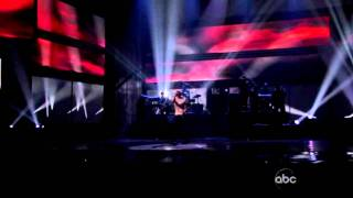American Music Awards 2011 - Chris Brown - Medley