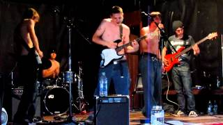 East of Venus - Dani California Cover - Live