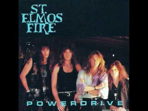 ST. ELMO'S FIRE - Into the Night ['90]