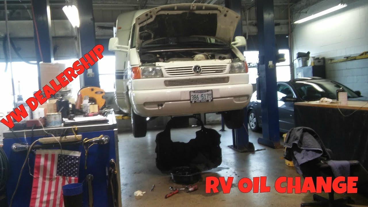 Oil And Filter Change On Volkswagen Vr6 Engine Youtube 24v Jetta Diagram