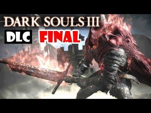 Dark Souls 3 DLC FINAL: Caballero Esclavo Gael ¡¡EL MEJOR BOSS DE DARK SOULS!! EP.5