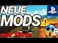 NEUE MODS! | SMS LV 520T [LS17][PS4] (mit Timo)-FARMING SIMULATOR 2017