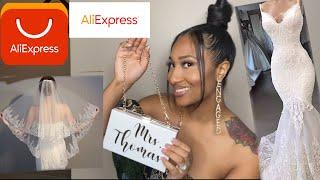 Aliexpress wedding