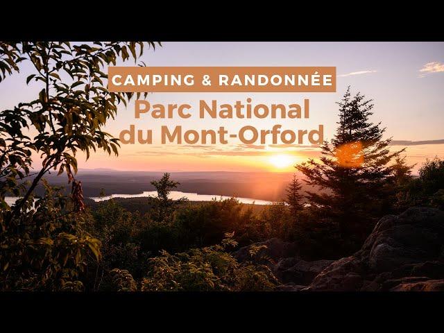 🥾 RANDONNÉE au Parc du Mont-Orford (Mont-Chauve / Sentier des crêtes / Pic de l'ours)