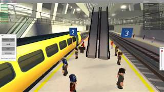 'OOF!' Embarrassing Turn of Events on Terminal Railways (Roblox)