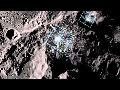 Lunar Reconnaissance Orbiter Fourth Anniversary