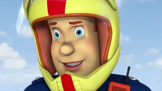 Fireman Sam US New Episodes | Fireman Sam Mountain Helicopter Rescue 🚒 Cartoons for Children