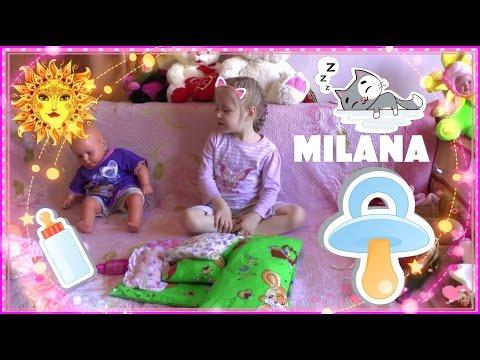 Игра в куклы ♥♥♥ дочки матери ✿ Игры для девочек ✿ Видео для детей! 2015 HD