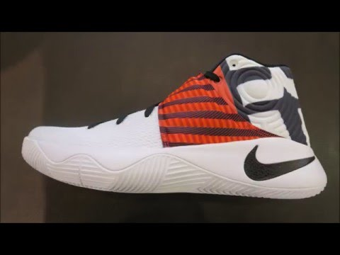 e3055fe86a25 Nike Kyrie Irving 2 Crossover Sneaker Detailed Review With Dj Delz