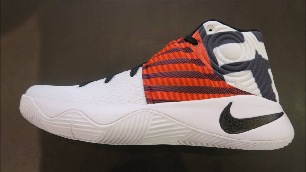 Nike Kyrie Irving 2 Crossover Sneaker Detailed Review With Dj Delz