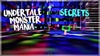 ROBLOX Undertale Monster Mania: Tous les secrets