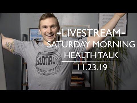 Ozonaut Livestream - Saturday Morning Health Jazz