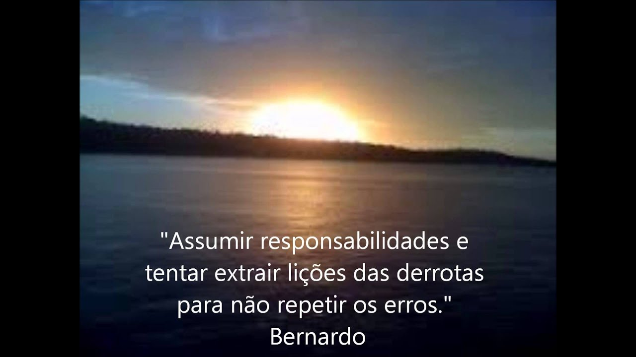 Frases De Incentivo Do Bernardinho