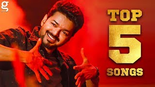 Top 5 Tamil Songs This Week Episode 1