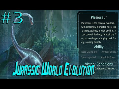Jurassic World Evolution - Cretaceous Period #3