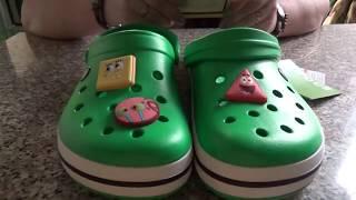 Честный обзор / Сабо Crocs / Кроксы - Видео от Glafira Abramovna