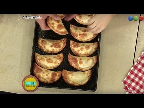 Receta - giorgini - empanadas a la abrochadora - Morfi