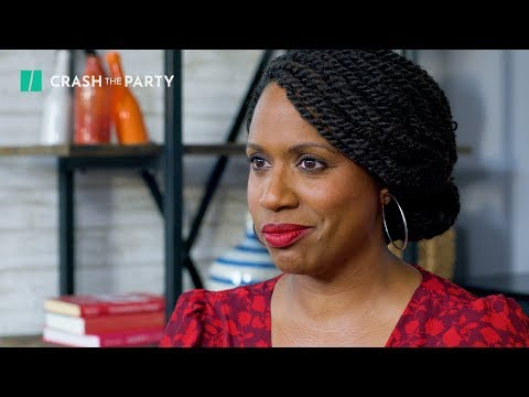Ayanna Pressley Says Her Background Makes Her A Stronger Congressional Candidate | #CrashTheParty