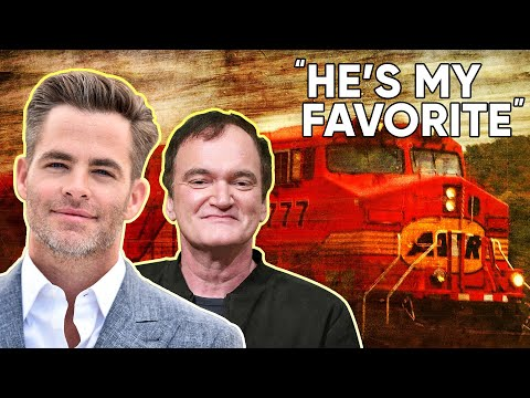 Chris Pine Is Quentin Tarantino's Favorite Young Actor   The Rewatchables Podcast   The Ringer