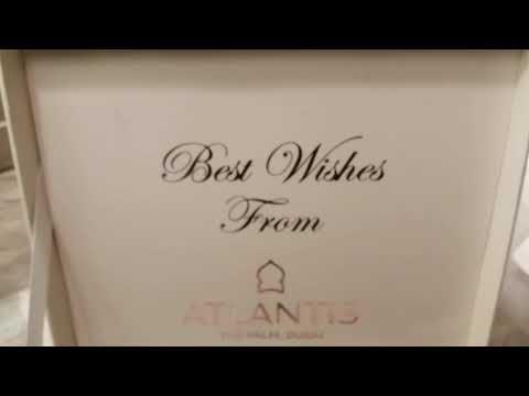 Wedding Anniversary Sameer & Reena Atlantis Palm Dubai Hotel.