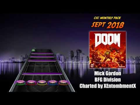 [CSC MONTHLY - SEPT 2018] Mick Gordon - BFG Division (DOOM) (Chart Preview)  - Смотреть видео