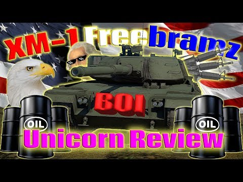 War Thunder: XM-1(GM/Chrysler) Super Unicorn Review