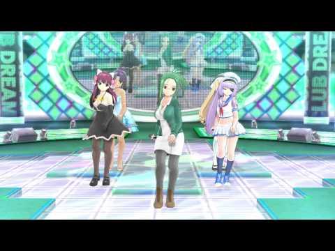 Dream Club Host Girls on Stage★Karaoke
