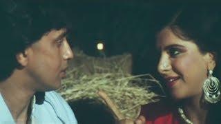 Mithun Chakraborty, Dharmendra, Anita Raj, Hum Se Na Takrana Romantic Scene 7/14