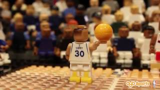 NBA minifigures are here!!!