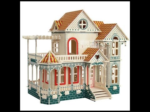 6 Baby Doll House For Kids |Barbie,Hello Kitty,Furniture,Victorian|Rumah Boneka Unik