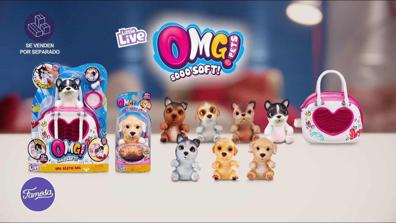 Famosa Little Live Pets OMG Perrito Poodle 700015739