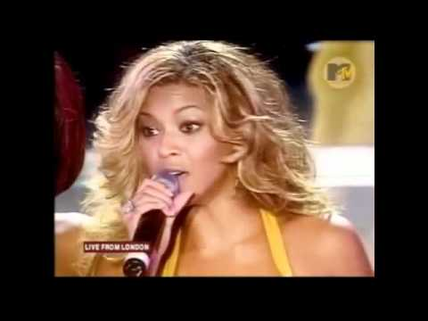 Destiny s Child   Gospel Medley Live Jam In The Park 2001