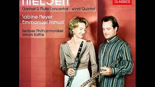 Download Nielsen~Flute concerto, 1st movement(E.Pahud, Rattle, Berliner Philharmoniker) MP3 song and Music Video