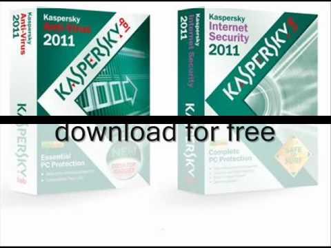 kaspersky crack free  2011