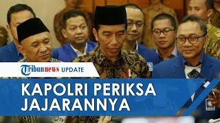 Terkait Tewasnya 2 Mahasiswa di Kendari, Jokowi Perintahkan Kapolri untuk Periksa Jajaran Polisi