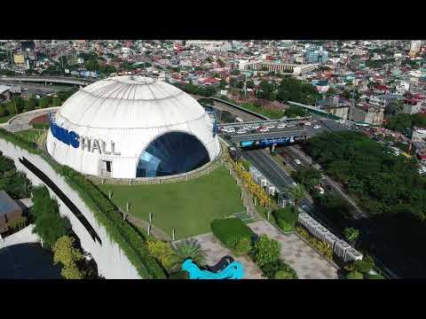 SM Aura Premier BGC Taguig City Philippines Aerial View