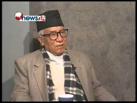 An interview with kb gurung by tv journalist Sangam Baniya : demise of Sushil koirala