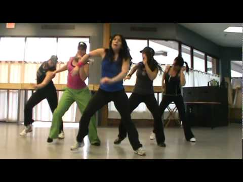 Zumba Party Rock Anthem Lmfao Funnycat Tv