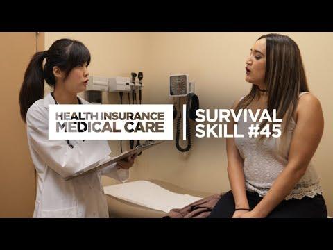 Survival Skills: Health Insurance & Medical Care | ILAC Arrival Survival Tips
