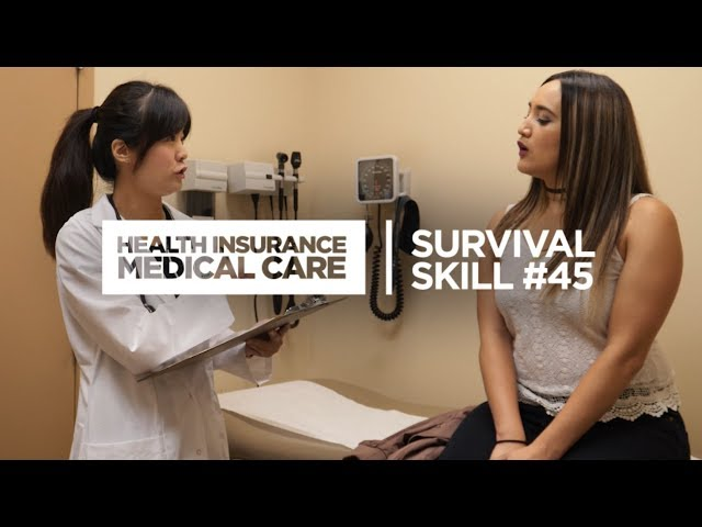 Survival Skills: Health Insurance & Medical Care | ILAC Arrival Survival Tips