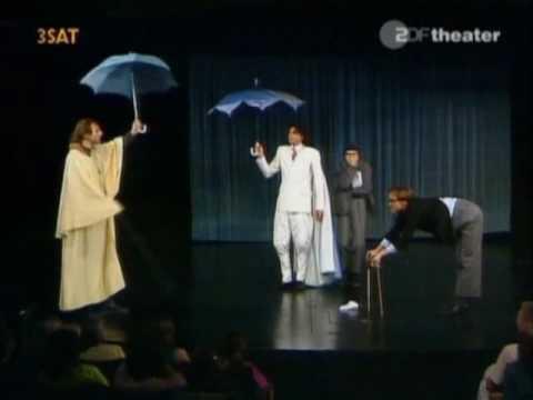 Weird German Theatre