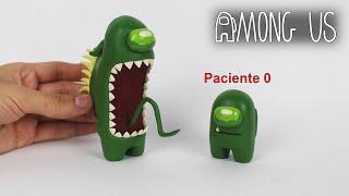 Como hacer a Paciente 0 (Primer y Segunda Forma) de Plastilina + Creepypasta
