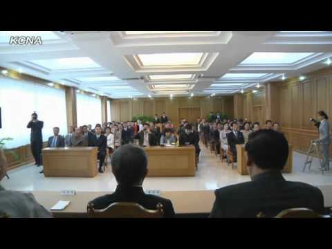 Meeting of North-South Religionists Held