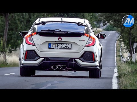 2018 Honda Civic Type R (320hp) - DRIVE & SOUND!