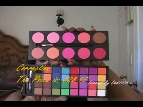 Coastal Scents 42 Color Double Stack Review ~ By Dezi1016